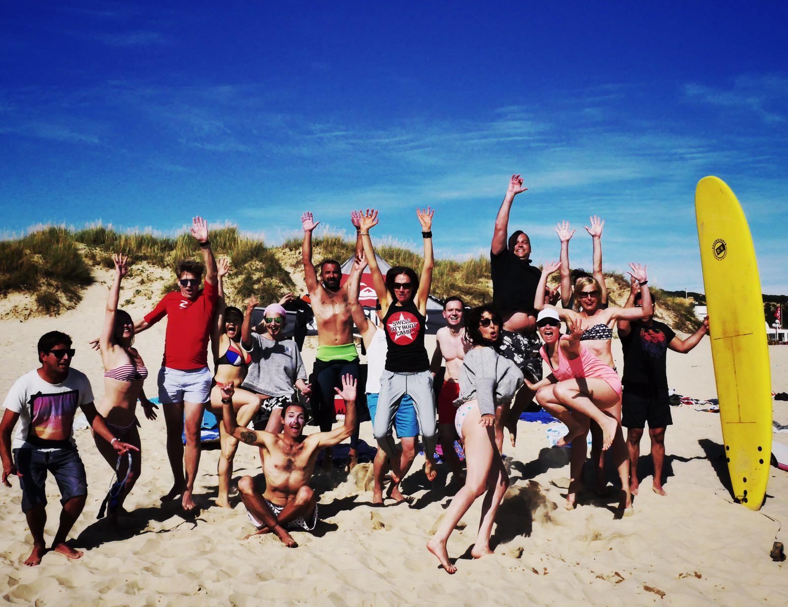 surf und bootcamp